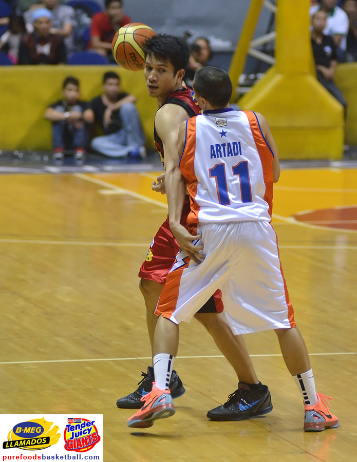 James Yap and Paul Artadi
