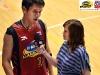 James Yap with Cesca Litton