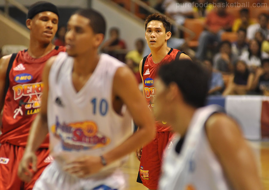 Bench Support specially PJ Simon must step up vs Rain or Shine