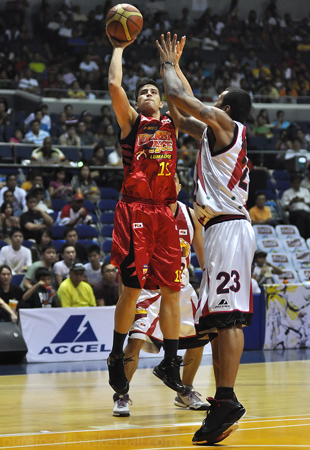 Best Player of the Game: Marc Pingris