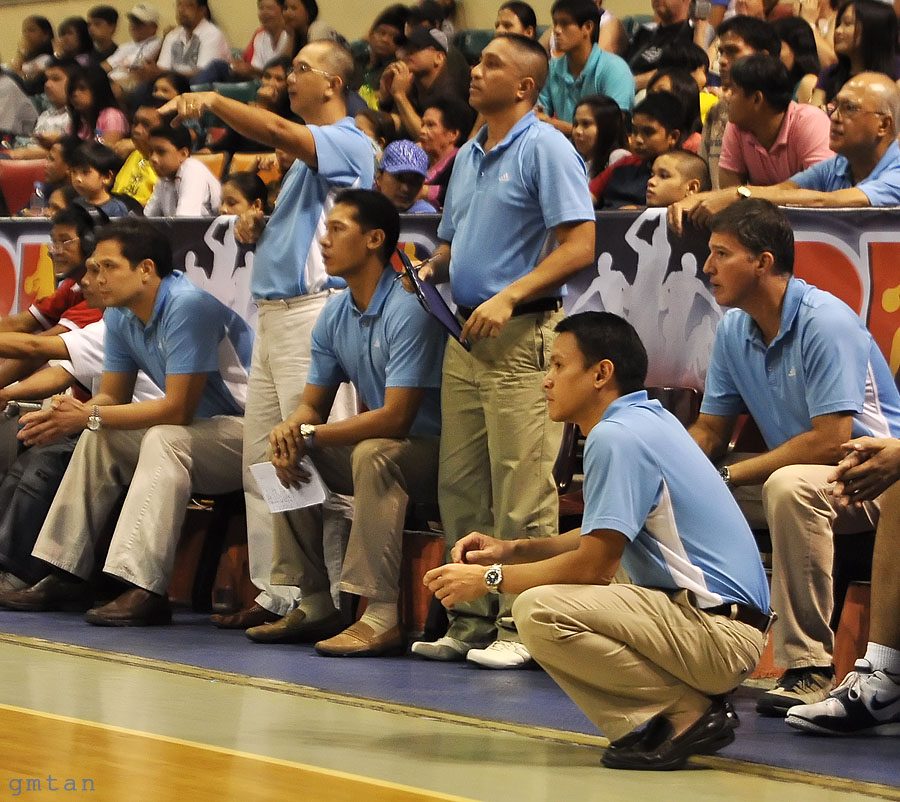 Purefoods Coaching Staff