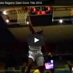"Nino ""KG"" Canaleta Slam Dunk Highlights"