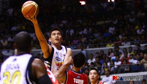 James Yap Player of the Week