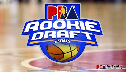 2010 Philippine Basketball Association Draft for 36th Season