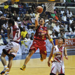 Derby Ace vs San Miguel Game 1 Pictures