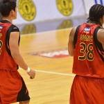 B-Meg vs Meralco Photos