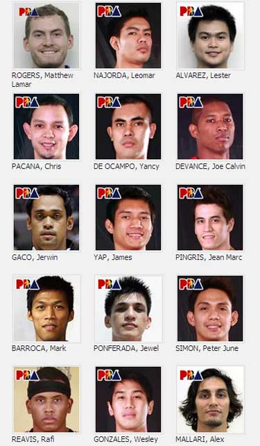 philippine basketball association 38th season 2013 commissioners cup