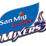 San Mig Coffee Mixers Schedule for 2013 Philippine Cup