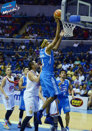 Rafi Reavis led the PBA 38th Season in Field Goal Percentage making 83
