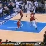 Game winning shot by Mark Barroca against Ginebra Video