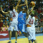 PJ Simon and Joe Devance – 2014 PBA All-Star Reserves