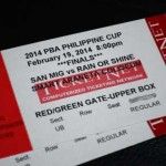 Win Tickets to watch the PBA Finals Game 3 on Feb 19
