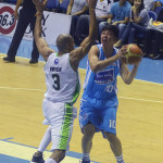 Ian Sangalang – PBA Player of the Week