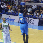 San Mig Coffee defeats Globalport by 16