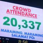 PBA Finals Game 6 Crowd Attendance and TV Viewers