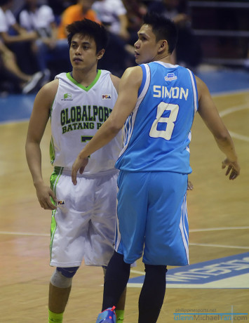 Peter June Simon vs Terrence Romeo