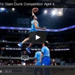 Congratulations Justin Melton – Co-Slam Dunk Champion!