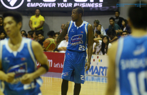 San Mig Coffee Import Marqus Blakely