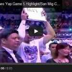 Finals MVP James Yap Game 5 Highlight Video