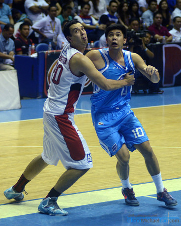 Ian Sangalang vs Greg Slaughter