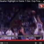 James Yap 4th Quarter Highlights PBA Finals Game 1 Video