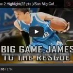 James Yap Game 2 Highlights Video