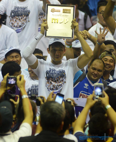James Yap PBA Finals MVP