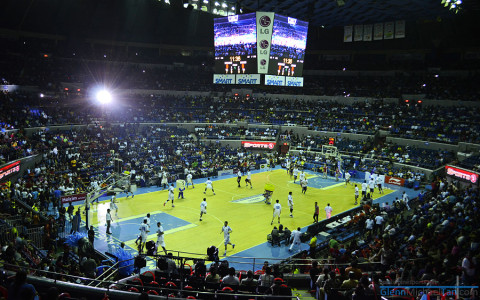 PBA Finals Game 5 Crowd