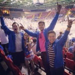 James Yap supports Gilas Pilipinas in Spain