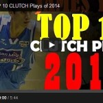 James Yap Top 10 Clutch Plays of 2014