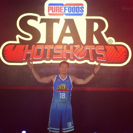 Purefoods Star Hotshots - James Yap