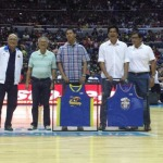 Purefoods retires jersey of Jerry Codiñera and Rey Evangelista
