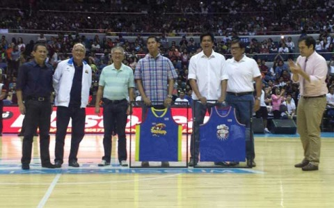 purefoods-retires-jersey-of-jerry-codinera-and-rey-evangelista