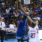 Marqus Blakely back as Purefoods Import, No Asian Import