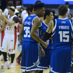 Purefoods vs Ginebra Photos