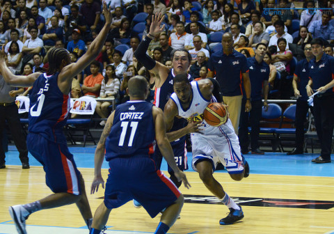 Denzel Bowles vs Meralco Bolts