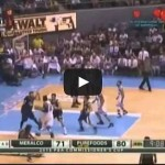 Purefoods vs Meralco Highlights Video