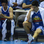 Purefoods vs Talk N Text Semifinals Game 1 Photos