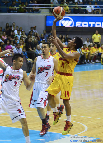 Mark Barroca vs Alaska