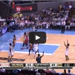 PBA Governors Cup: Purefoods vs San Miguel Beer Highlights Video
