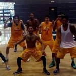 Purefoods players 'Nae Nae' dance Video