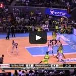 PBA Quarterfinals: Purefoods vs GlobalPort KO Game Highlights Video