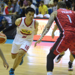 Purefoods vs Alaska Semifinals Game 2 Photos