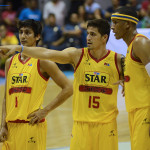 Star Hotshots Player Roster for Philippine Cup