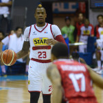 Marqus Blakely back for Governors Cup