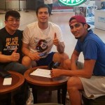 Alex Mallari signs 3-year contract