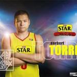 Star Hotshots 1st Round Pick Norbert Torres