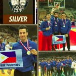 Congratulations Marc Pingris and Gilas Pilipinas
