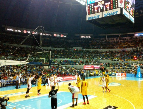 Star Hotshots vs Ginebra