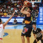 Rain or Shine defeats Star Hotshots